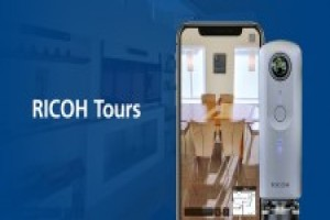 RICOH Tours Introduces New Features Leading to True DIY Virtual Tours