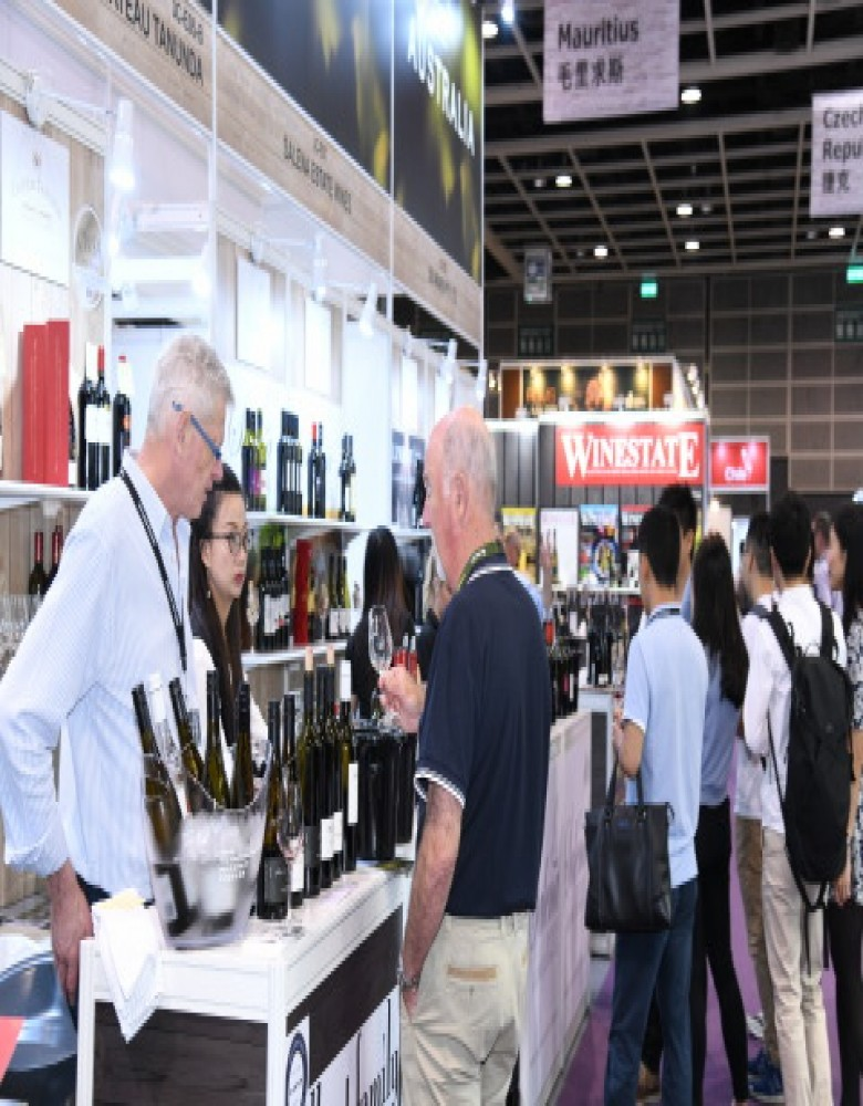 HKTDC Hong Kong Worldwide Wine & Spirits Fair 2019