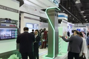 Hytera Exhibited at GITEX Organized with Local Partner Nesma