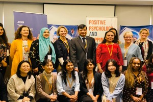 Positive psychology and happiness conference takes place in Dubai