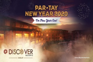 GRAND NEW YEAR BASH 2020 @ Discover Resorts