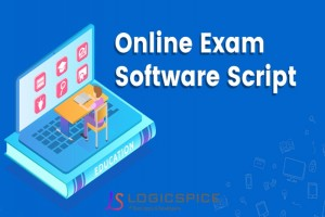 Logicspice provide online exam Software At Competitive Cost