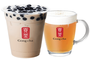 New Gong Cha Bubble Tea Store Opening In Friendswood, TX - Buy 1 Get 1 For Free