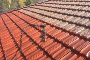 Choose Rhino Pressure Cleaning for your High Pressure Cleaning Roof Tiles