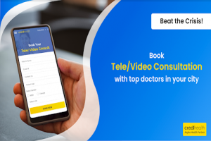 Credihealth launches dedicated tele/video consultation service