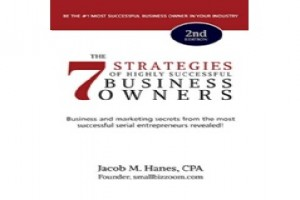 """""""The 7 Strategies of Highly Successful Business Owners,"""" an Amazon Best-Selling Book is Free For One More Day (until 6/5/2020)"""