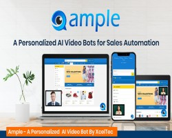 A New AI-Based Video Bot Product by XcelTec -AMPLE