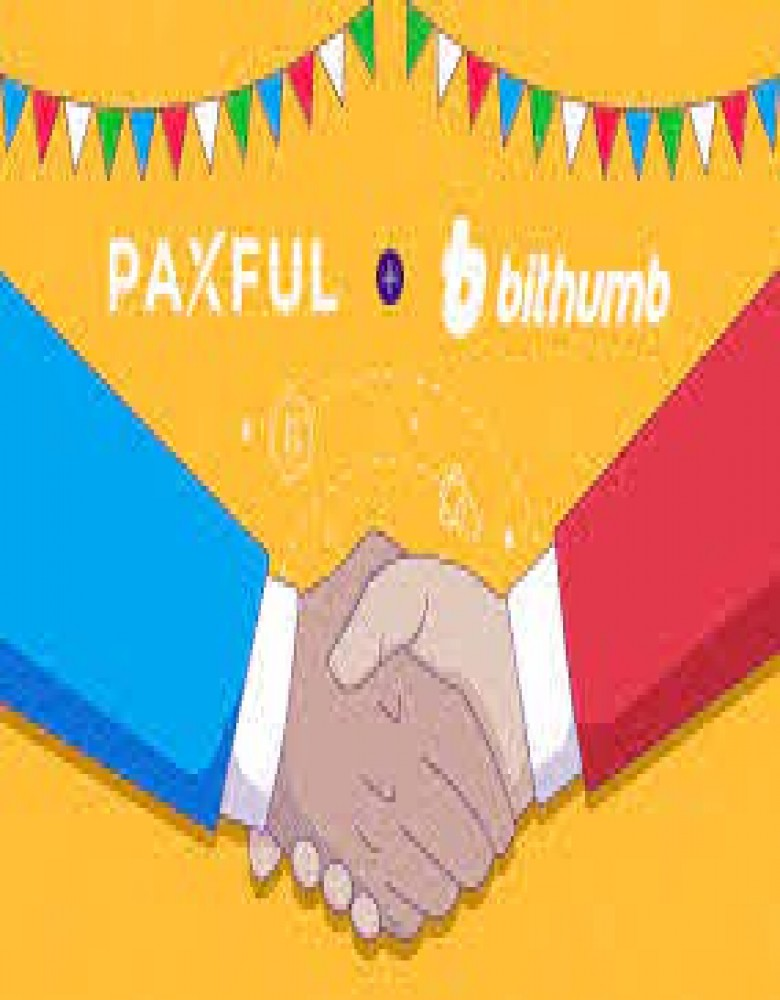 Paxful Join hands with Bithumb