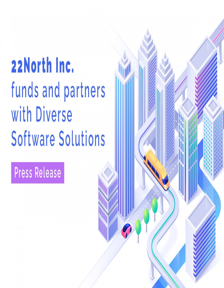 22North Inc. funds and partners with Diverse Software Solutions