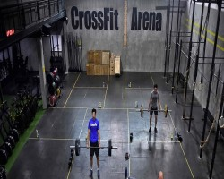 Nationwide CrossFit Workout Day Honors Fallen Military Hero
