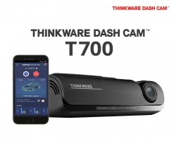 THINKWARE Announces Launch of Its Intelligent T700 LTE Dash Cam Equipped With The All New 'Connected Service' Feature