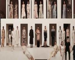 Fendi celebrates Rome at haute couture show