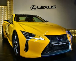 Lexus India Accelerates Electrification Vision With HEV Battery Warranty Extension To 8 Years