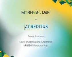 MRHB DeFi Announces Strategic Investment from Acreditus Partners