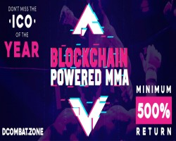 UFC Competitor To Launch MMA Crypto Platform