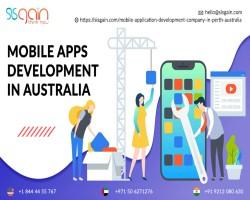 Mobile Application Development Services in Australia
