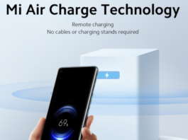Mi-Air-Charge-Technology