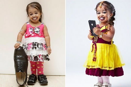 Shortest-Woman-Of-the-World
