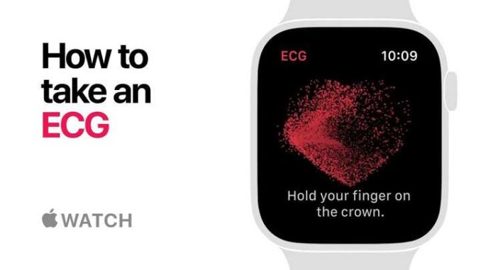 How to use ECG feature on Apple Watch