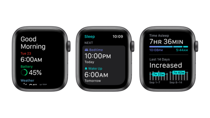 How to track your sleep using Apple Watch